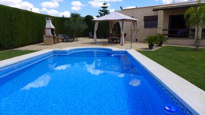 Holiday Villa in the Countryside of Seville