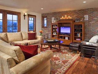 Crested Butte townhome photo - Living Area