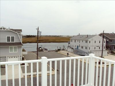 the view and public dock