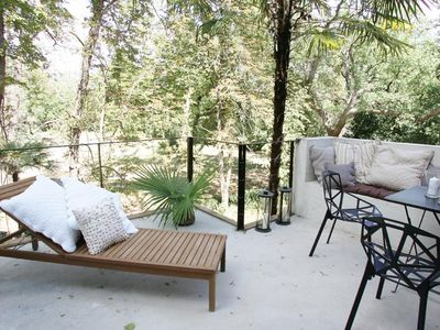 Cheap accommodation, 125 square meters, with pool
