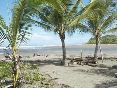 Dominical villa rental - Guapil Beach (2 min drive)
