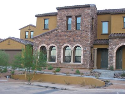 Scottsdale Grayhawk townhome rental