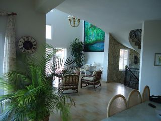 Playa Cofresi villa photo - Part of living area