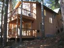 Overlook Cabin - Pinecrest cabin vacation rental photo
