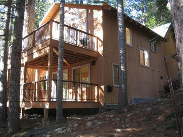Pinecrest cabin rental - Overlook Cabin
