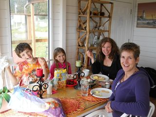 Bodega Bay house photo - Some happy guests