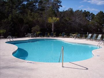 Windy Hill condo rental - Arbor Trace Pool