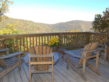 Wintergreen house rental - Awesome year round views from all rooms!!