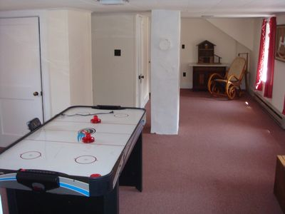 Recreational Area on Second Floor