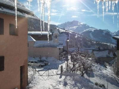 Valloire CHALET 4 *: 5 ROOMS 100M2 in TYPICAL HAMLET COMFORTABLE QUIET 4 Mn tracks in SKIBUS FREE