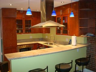 Boston condo photo - Kitchen view