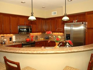 Waikoloa Beach Resort townhome photo - Cut costs, cooking it up in your fully loaded gourmet Kitchen!