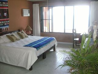 master bedroom main level - Isla Mujeres house vacation rental photo