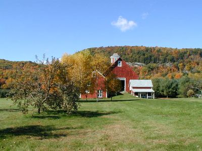 The Grist Mill & Barn