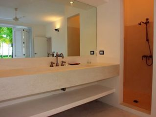 Las Terrenas villa photo - Bathroom