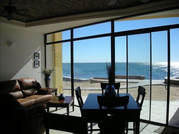 Puerto Penasco condo rental - View from the great room..aaahhh