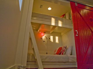 Inlet Beach house photo - Bunk Nook. Perfect for kids. Children fight over this space :)