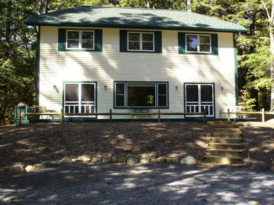 Lake George house rental