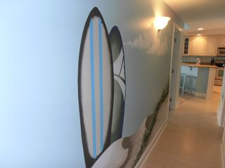 Belmont Towers Ocean City condo photo - More Custom Paint
