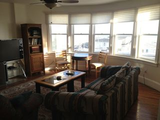 Atlantic City house photo - Comfortable seating for 5 to 9 -3 seater, 2 seater recliner, chairs