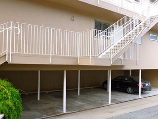 Pacific Grove condo photo - Covered Parking in Back of Building