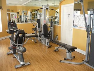 Emerald Island villa photo - Fitness center at the clubhouse