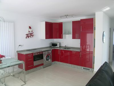 Mijas Costa villa rental - Kitchen