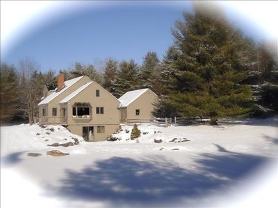 Beautiful Family Home on 6 Acre Resort-Like Setting with Pond