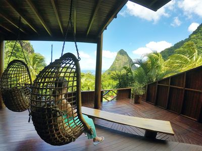 Stargroves Villa of the *Pitons World Heritage Site*
