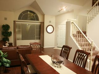 Salt Lake City house photo - Formal Dining, Sitting and Stairs