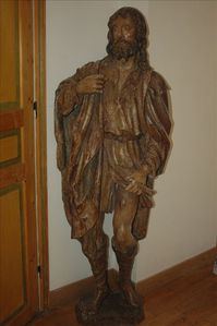 Statue of Saint-Roch