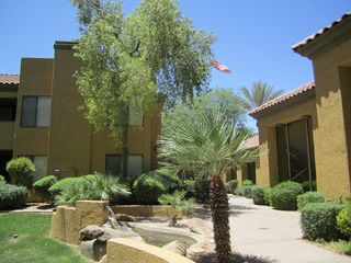 Scottsdale condo photo - Grounds are manicured and very well-maintained