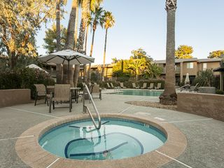 Old Town Scottsdale condo photo - Hot Tub