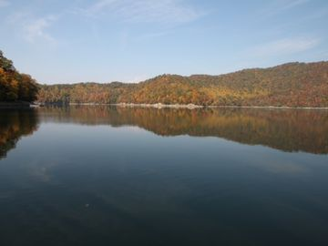 Lakeview from Lakehaven in autumn