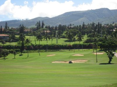 North Kaanapali Golf Course