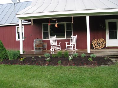 Farmers porch