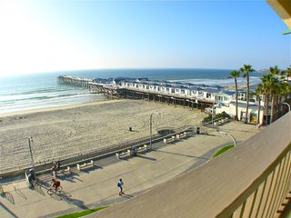 Pacific Beach condo photo - ANOTHER MAIN DECK VIEW