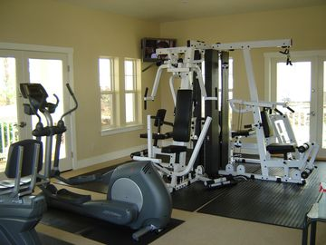 The Plantation's Gym- Conveniently Located On-Site @ Plantations