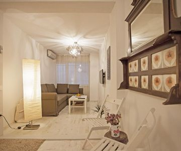 Dublex Flat with 2 bedrooms for 6 people in Taksim