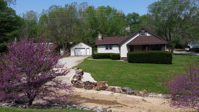 Historic Route 66 Family Vacation Home near Fort Leonard Wood
