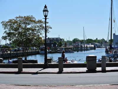 Annapolis house rental - Four blocks to the City Dock waterfront