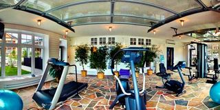 Collingwood cottage photo - Fitness Center at the Club Intrawest Blue Mountain Resort