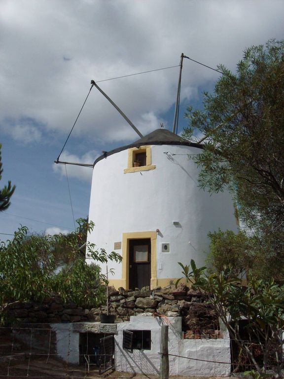 Hare's Mill - Traditional WindMill