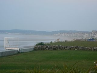 Wells house photo - Looking toward Ogunquit from front yard