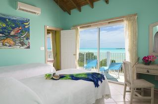 Providenciales - Provo villa photo - Mermaid suite