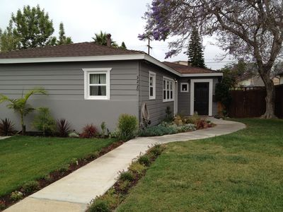 San Diego bungalow rental - The bungalow in North Park!