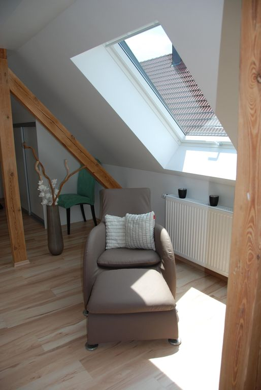 Modern 1 bedroom apartment in Strullendorf, at the foot of the Franconian Switzerland