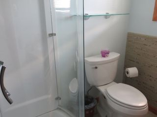 Point Judith house photo - Brand new remodeled bathroom with stand up shower.
