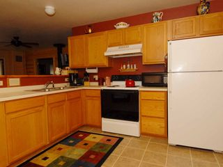 Evergreen house photo - Fully equipped Country Kitchen. Appliances, Cookware. All you need is Groceries