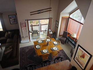 Mount Snow condo photo - Dinning Room